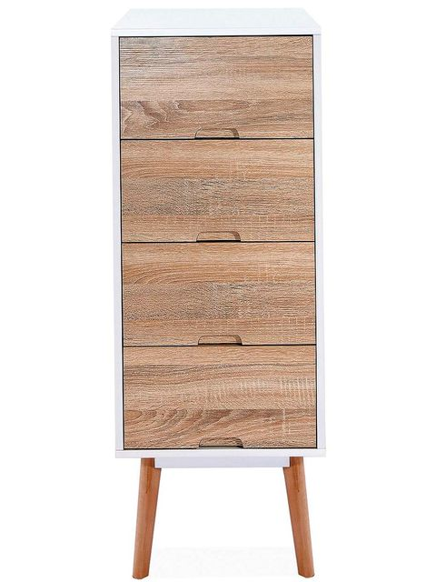 Drawer, Furniture, Chest of drawers, Wood, Table, Chiffonier, Plywood, Rectangle, Beige, Wood stain,