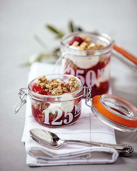 Cuisine, Food, Ingredient, Dish, Tableware, Kitchen utensil, Breakfast, Dishware, Breakfast cereal, Meal,