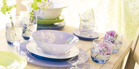 Serveware, Dishware, Porcelain, Drinkware, Ceramic, Tableware, Teacup, earthenware, Lavender, Pottery,
