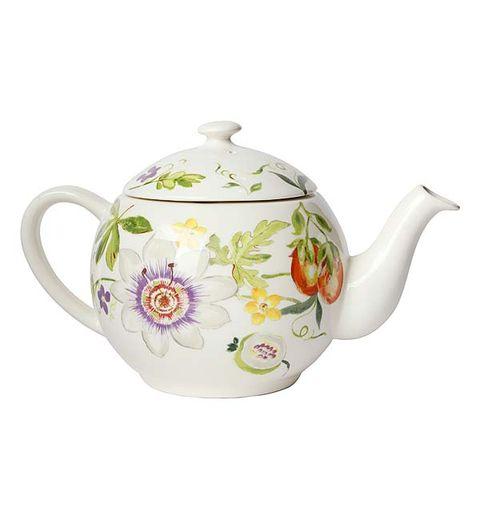 Serveware, Dishware, Porcelain, Ceramic, Pottery, Teapot, Tableware, Lid, earthenware, Drinkware,