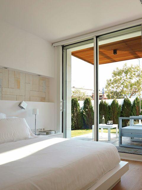 Ventanas de distintos estilos for Puertas de aluminio para habitaciones