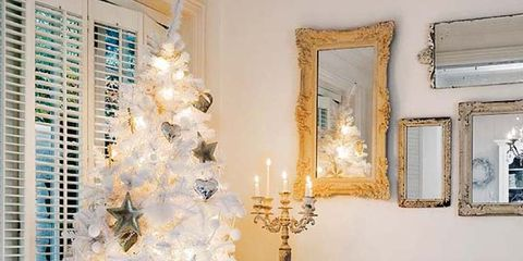 Room, Interior design, Home, Interior design, Furniture, Living room, Christmas decoration, Couch, Christmas tree, Holiday,