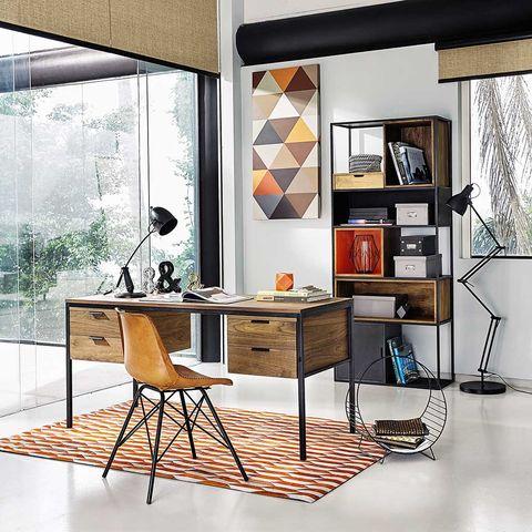 15 escritorios para inspirarte