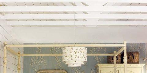 Room, Interior design, Floor, Property, Wall, Textile, Flooring, Ceiling, Furniture, Drawer,