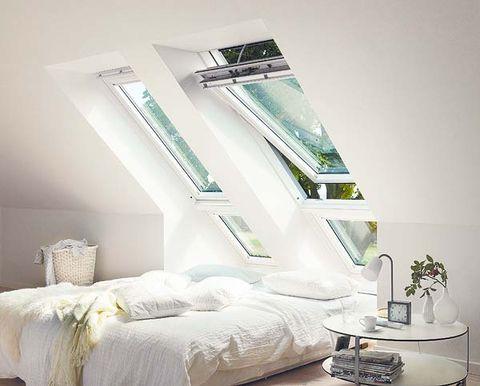 Room, Green, Interior design, Bed, Textile, Wall, Home, Linens, Bedding, Bedroom,