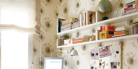 Wood, Room, Interior design, Office chair, Drawer, Furniture, Table, Floor, Hardwood, Flooring,