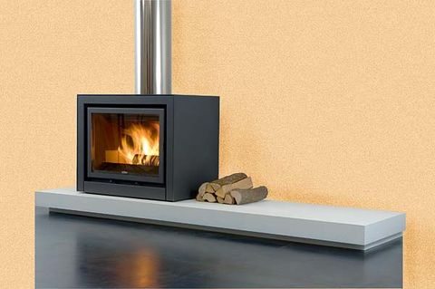 Flame, Fire, Heat, Hearth, Grey, Rectangle, Gas, Fireplace, Wood-burning stove, Still life photography,