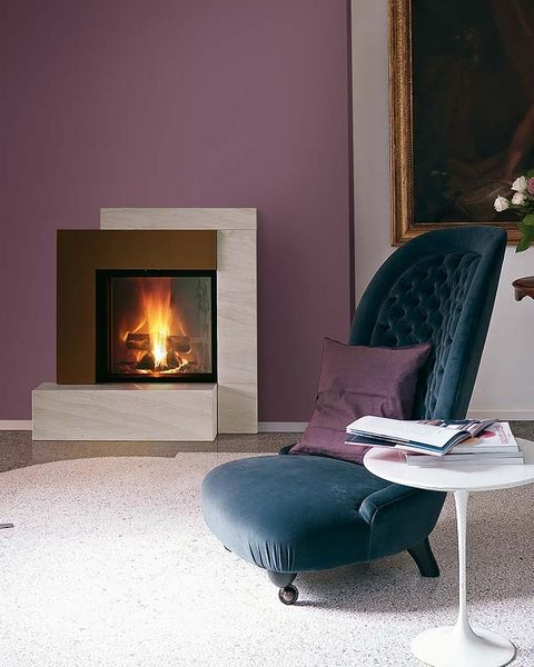 Wood, Brown, Room, Floor, Furniture, Hearth, Wall, Flooring, Heat, Purple,