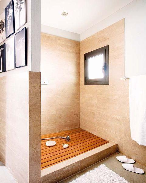 Room, Property, Interior design, Floor, Flooring, Wall, Tile, Plumbing fixture, Fixture, Plumbing,