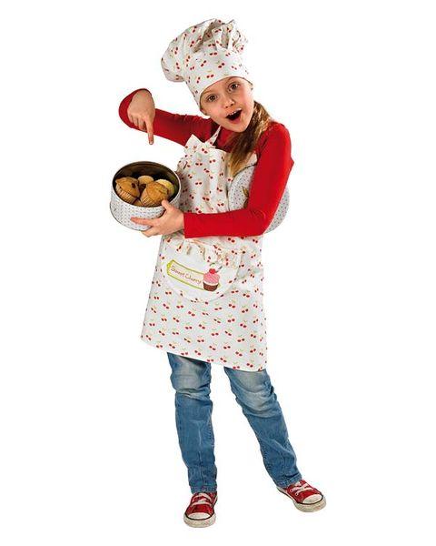 Jeans, Denim, Costume accessory, Cuisine, Dish, Baked goods, Snack, Costume hat, Bonnet, Dessert,