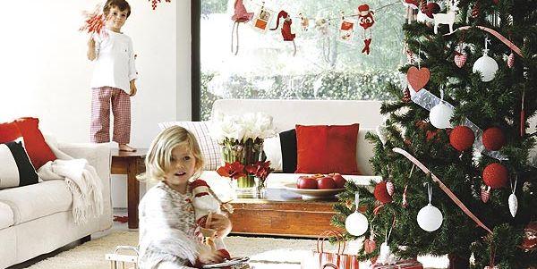 Ocho ideas para decorar tu casa en navidad for Ideas para decorar la casa en navidad