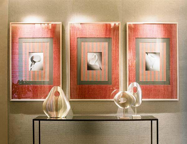 Composiciones para exhibir cuadros y fotos