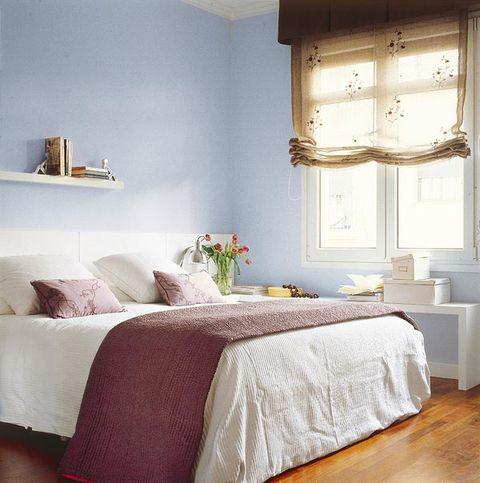 Cortinas y estores para cada tipo de ventana - Cortinas para ventanas pequenas ...