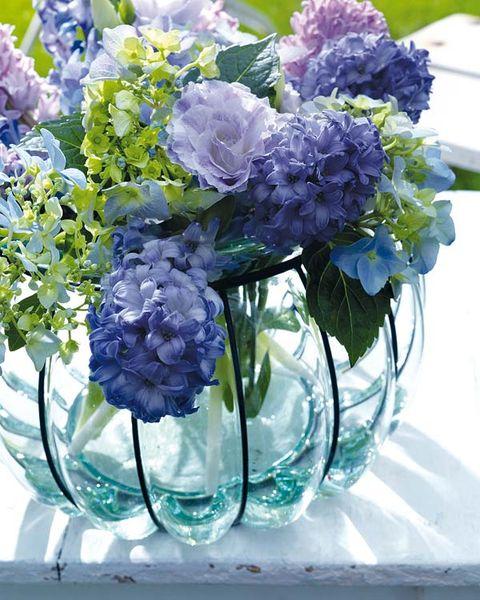 Blue, Flower, Purple, Petal, Violet, Lavender, Artifact, Cut flowers, Majorelle blue, Flower Arranging,