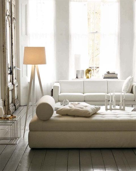 Interior design, Room, Wood, Living room, Floor, Wall, Home, White, Furniture, Couch,
