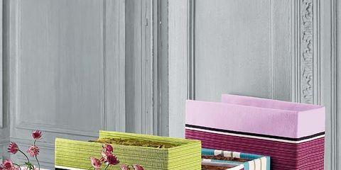 Pink, Magenta, Purple, Rectangle, Bouquet, Creative arts, Flower Arranging, Artifact, Cut flowers, Vase,