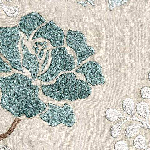 Pattern, Botany, Art, Aqua, Teal, Turquoise, Flowering plant, Illustration, Visual arts, Painting,