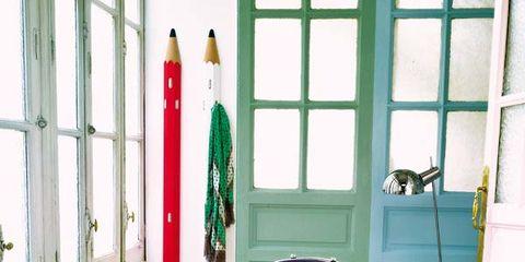Room, Floor, Interior design, Flooring, Furniture, Wood flooring, Teal, Laminate flooring, Hardwood, Turquoise,