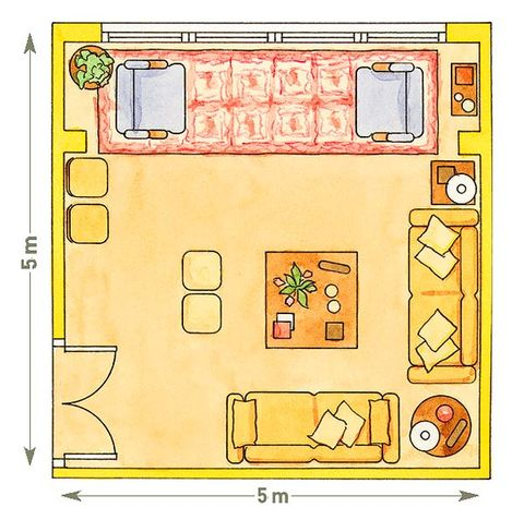 Yellow, Line, Rectangle, Parallel, Illustration, Artwork, Peach, Plan, Drawing, Painting,