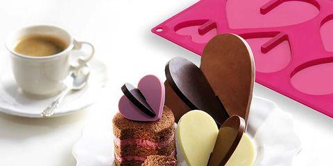 Food, Coffee cup, Heart, Cuisine, Cup, Dish, Dessert, Teacup, Spoon, Chocolate,