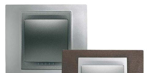 Rectangle, Grey, Square, Display device, Silver,