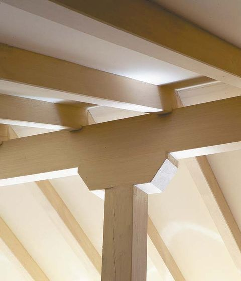 Wood, Property, Ceiling, Tan, Beige, Molding, Composite material, Material property, Wood stain, Design,