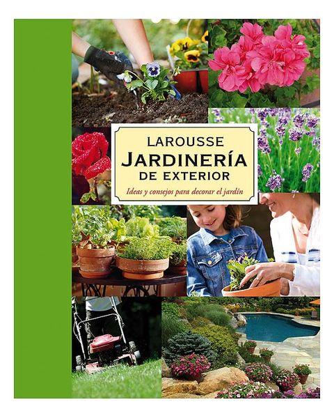 libro jardinería exterior