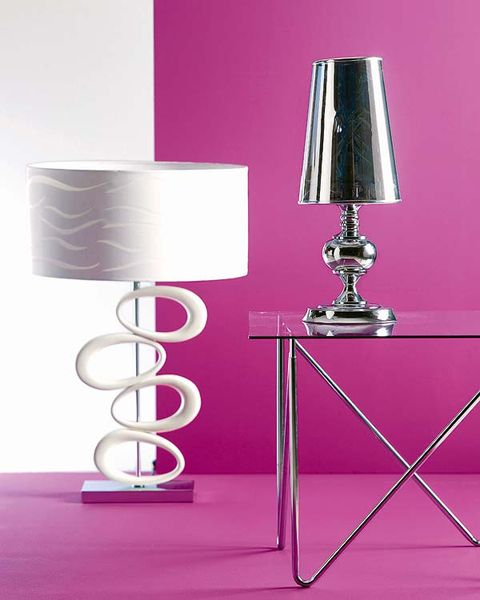 Pink, Magenta, Violet, Material property, Still life photography, Metal, Silver, Lamp, Cylinder, Household supply,