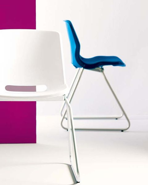 Product, Teal, Aqua, Plastic, Chair, Magenta, Electric blue, Turquoise, Material property, Paint,