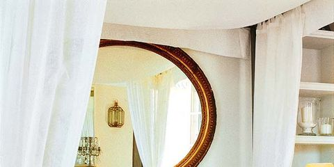 Room, Interior design, Yellow, Bed, Property, Textile, Wall, Bedding, Bedroom, Linens,