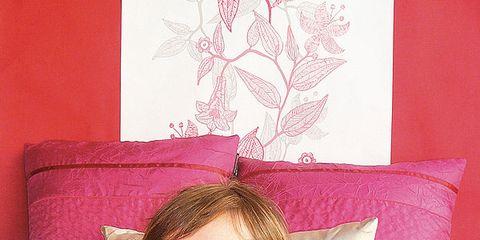 Room, Lamp, Linens, Home accessories, Interior design, Serveware, Cushion, Throw pillow, Pillow, Bedroom,