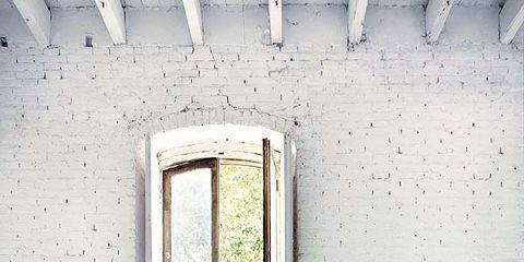 Blue, Room, Wall, Interior design, Floor, Fixture, Rectangle, Daylighting, Gas stove, Paint,