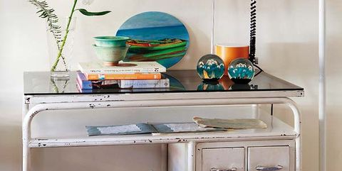 Blue, Room, Drawer, Interior design, Furniture, Wall, Interior design, Cabinetry, Teal, Paint,