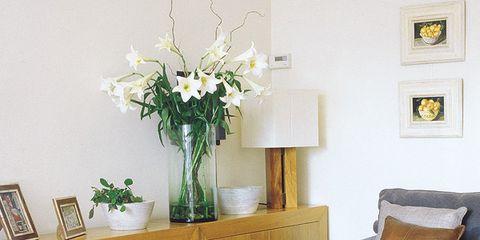 Room, Interior design, Bouquet, Interior design, Picture frame, Flower Arranging, Cut flowers, Vase, Home, Artifact,