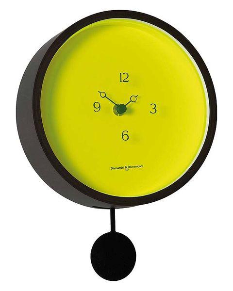 Yellow, Circle, Fruit, Clock, Graphics, Drawing, Clip art,