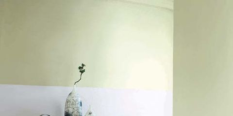Room, Flooring, Floor, Green, Interior design, Wall, Drawer, Interior design, Teal, Home,