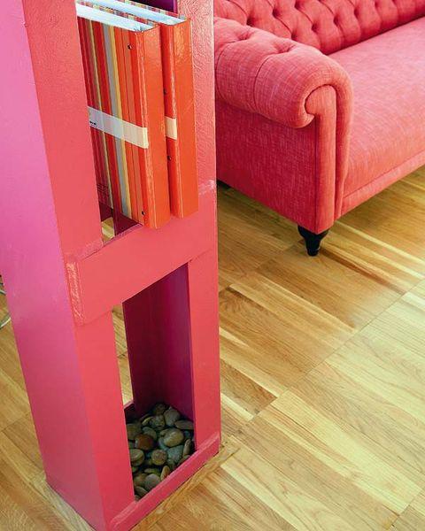 Wood, Brown, Floor, Flooring, Hardwood, Wood flooring, Red, Laminate flooring, Wood stain, Couch,