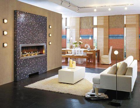 Floor, Lighting, Interior design, Room, Flooring, Wall, Ceiling, Couch, Living room, Interior design,