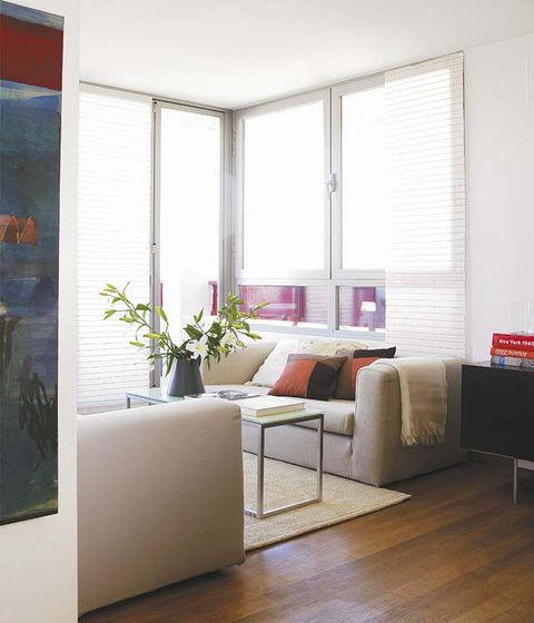 Interior design, Room, Floor, Flooring, Wall, Furniture, Home, Window treatment, Window covering, Interior design,