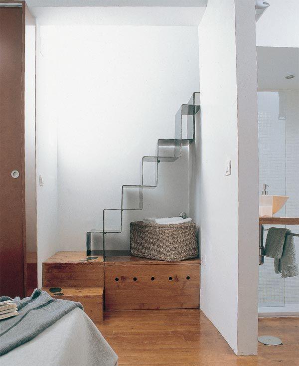 Ocho Ideas Para Reformar La Escalera