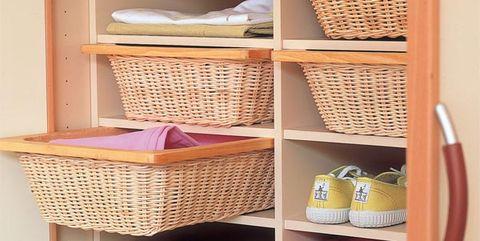 cestas para almacenaje