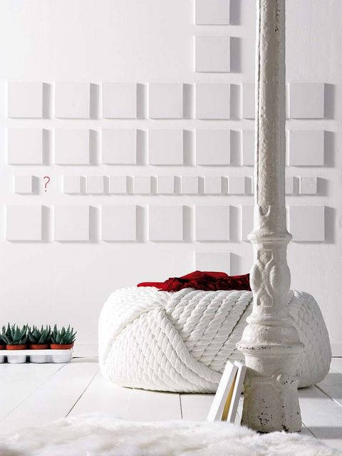 Wall, White, Room, Line, Grey, Rectangle, Flowerpot, Composite material, Brick, Still life photography,