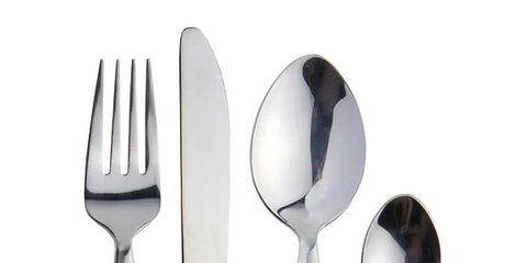Product, Cutlery, Line, Metal, Dishware, Steel, Household silver, Kitchen utensil, Design, Silver,