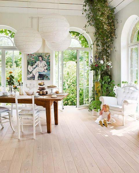 Interior design, Room, Table, Floor, Flooring, Furniture, Ceiling, Interior design, Home, Fixture,