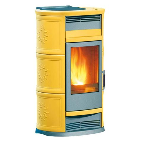 Yellow, Orange, Amber, Fire, Flame, Peach, Heat, Gas, Rectangle, Cylinder,