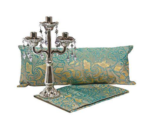 Teal, Turquoise, Aqua, Home accessories, Cross, Linens, Pillow, Cushion, Symbol, Throw pillow,