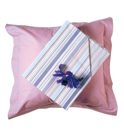 Purple, Textile, Pink, Violet, Magenta, Lavender, Linens, Cushion, Throw pillow, Pillow,