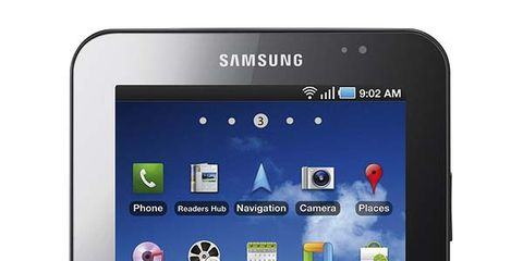 Electronic device, Display device, Blue, Mobile device, Communication Device, Product, Gadget, Portable communications device, Technology, White,