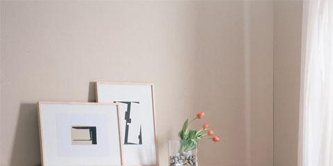 Interior design, Room, Drinkware, Wall, Home, White, Furniture, Interior design, Living room, Water bottle,