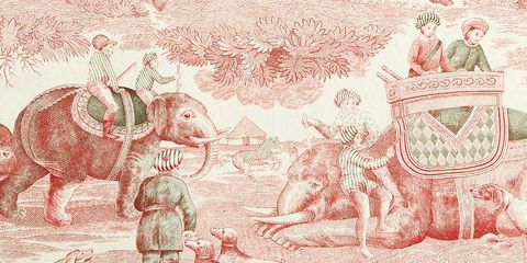 Organism, Art, Working animal, Illustration, Indian elephant, Elephant, Mythology, Painting, Pack animal, African elephant,